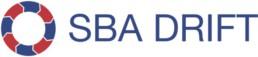 Logga för företaget SBA Drift AB
